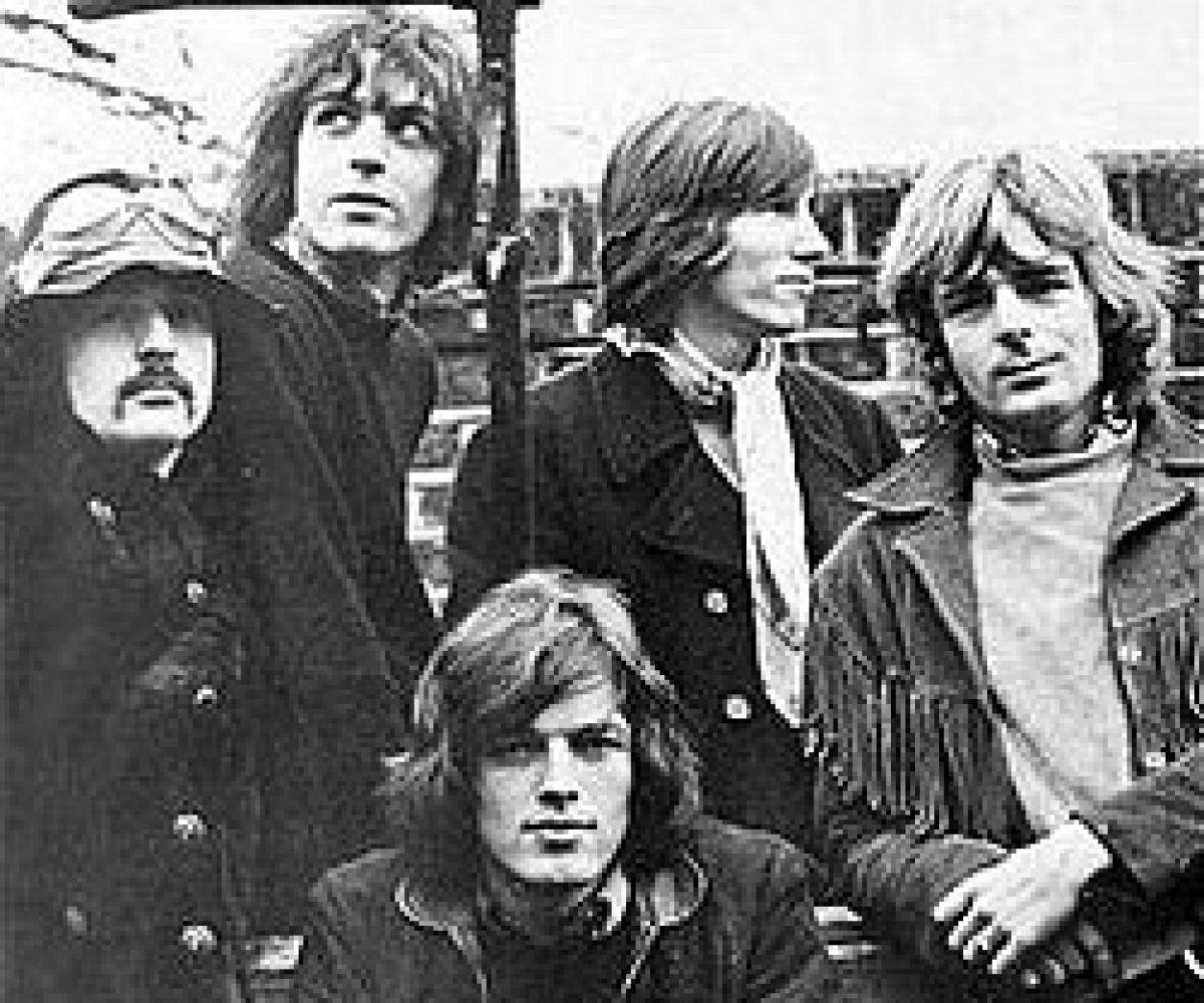 Original Members of Pink Floyd